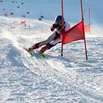 Leuchtkasten Wintersport