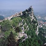 Leuchtkasten San Marino