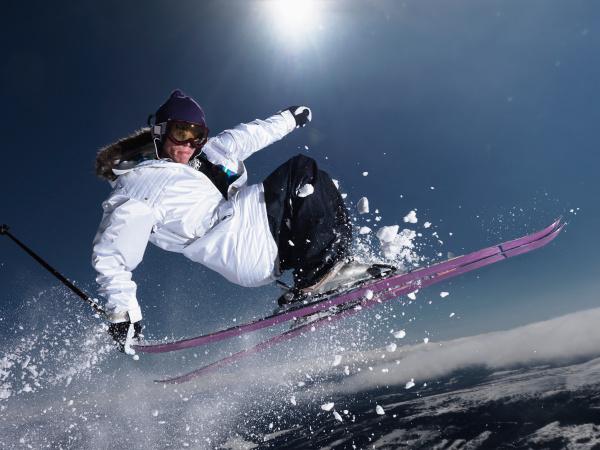 Entdecken Sie den neuen Wintersport Leuchtkasten