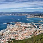 Leuchtkasten Gibraltar